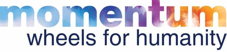 Momentum Wheels for Humanity logo